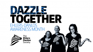 Ehlers Danlos Syndrome Awareness Month