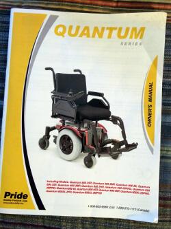 Wheel Chair Manual